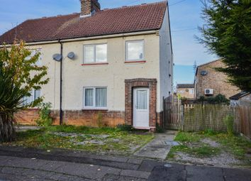 Thumbnail 3 bedroom semi-detached house for sale in Lister Road, Peterborough
