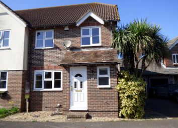 Thumbnail 3 bed property to rent in Jib Close, Littlehampton