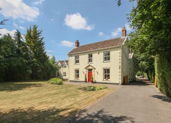 Thumbnail 6 bed detached house for sale in The Laurels, Old Coach Road, Lower Weare, Axbridge