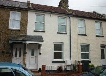 Thumbnail 3 bed property to rent in Winchelsea Terrace, Dover