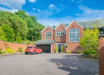 Thumbnail 4 bed detached house for sale in Woodend Drive, Stalybridge