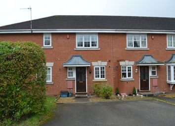 Thumbnail 2 bed town house for sale in Ironbridge Drive, Newcastle-Under-Lyme