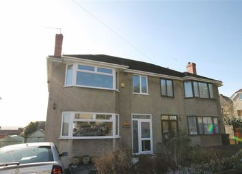 Thumbnail 3 bed semi-detached house for sale in Wyedale Avenue, Coombe Dingle, Bristol