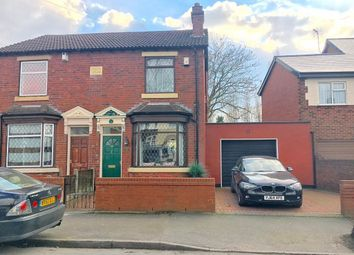 Thumbnail 3 bed semi-detached house for sale in Hall Green Road, West Bromwich, West Midlands