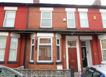 Thumbnail 6 bed terraced house to rent in Cawdor Road, Fallowfield, Manchester