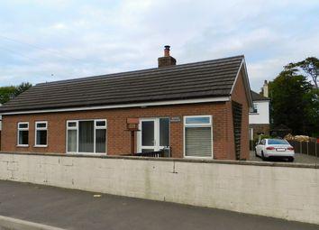 Thumbnail 3 bedroom detached bungalow for sale in Newton Bungalow, Kirkpatrick Fleming, Dumfries & Galloway