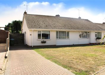 Thumbnail 2 bed bungalow for sale in Ambersham Crescent, East Preston, Littlehampton