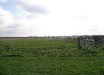 Thumbnail Land for sale in Land Off Division Lane, Rear Of 'alsanda', Division Lane