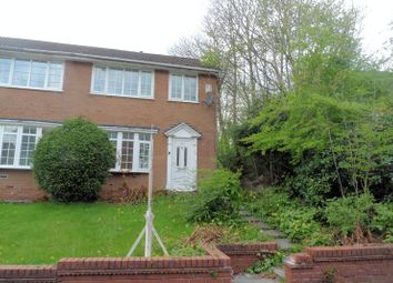 Thumbnail 2 bedroom semi-detached house to rent in Queens, Park Road, Bolton