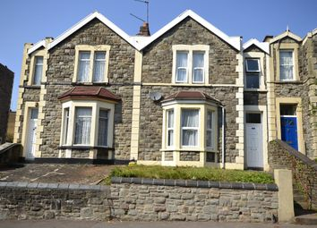 Thumbnail 4 bed terraced house for sale in Fishponds Road, Eastville, Bristol, Somerset