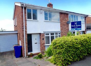 Thumbnail 3 bed semi-detached house to rent in Caton Crescent, Norton, Stoke-On-Trent