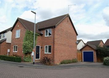 Thumbnail 4 bed detached house for sale in Bluebell Court, Abington, Northampton