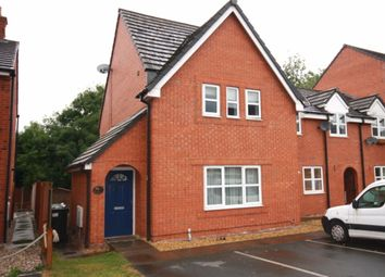 Thumbnail 3 bed terraced house for sale in Lambert Crescent, Nantwich