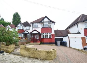 Thumbnail 4 bed detached house to rent in Pear Close, London