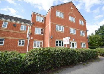Thumbnail 2 bed flat for sale in 2 Wisteria Way, Nuneaton