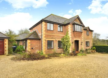 Thumbnail 5 bed detached house for sale in Bleet, Steeple Ashton, Wiltshire