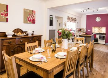 Thumbnail 6 bed terraced house for sale in Front Street, Bamburgh, Northumberland