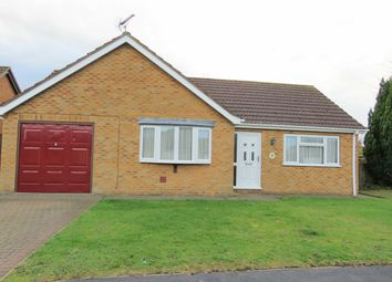 Thumbnail 2 bed detached bungalow to rent in Tudor Close, Sutterton, Boston