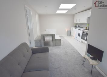 Thumbnail 1 bed flat to rent in Fowler Street, Mapperley Park