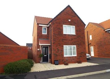 Thumbnail 3 bed detached house for sale in Hurricane Road, Hucknall, Nottingham, Nottinghamshire