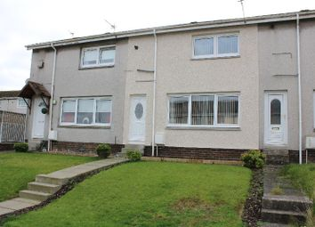 Thumbnail 2 bed terraced house to rent in Patrickholm Avenue, Stonehouse, South Lanarkshire