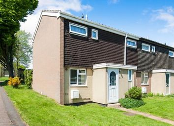 Thumbnail 3 bed end terrace house for sale in Irwell, Tamworth, Staffordshire, West Midlands