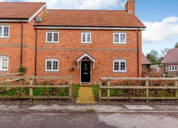 Thumbnail 3 bed semi-detached house for sale in Grayling Lane, Weston, Newbury, Berkshire