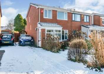 Thumbnail Semi-detached house for sale in Pewfist Green, Westhoughton, Bolton, Greater Manchester