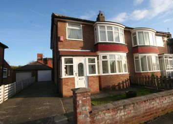 Thumbnail 3 bed semi-detached house for sale in Ruskin Avenue, Acklam, Middlesbrough