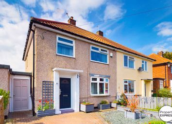 Thumbnail 3 bed semi-detached house for sale in Keats Road, Middlesbrough