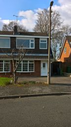 Thumbnail 3 bed semi-detached house to rent in Hillwood Close, Wirral