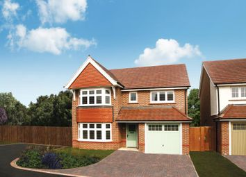Thumbnail 4 bed detached house for sale in Castle Fields, Manor Road, Barton Seagrave, Kettering
