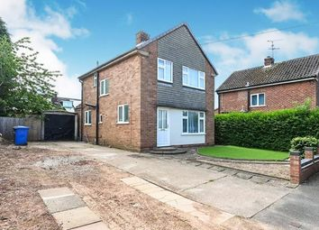 3 bed detached house for sale in West Close, Darley Abbey, Derby, Derbyshire DE22