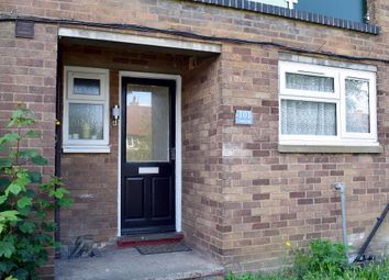 Thumbnail 1 bed flat to rent in South Oval, Northampton