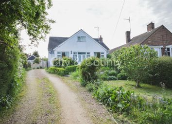 Thumbnail 4 bed detached bungalow for sale in Eye Road, Peterborough