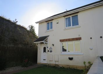 Thumbnail 3 bed semi-detached house to rent in Jonida Close, Torquay