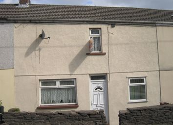 2 bed terraced house for sale in Bailey Street, Deri CF81