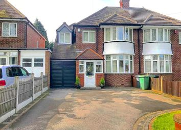 Thumbnail 4 bed semi-detached house for sale in Walstead Road, Walsall, West Midlands
