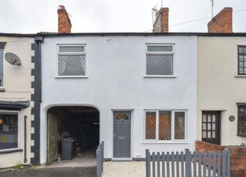 Thumbnail 2 bed terraced house to rent in Derby Road, Kegworth, Derby