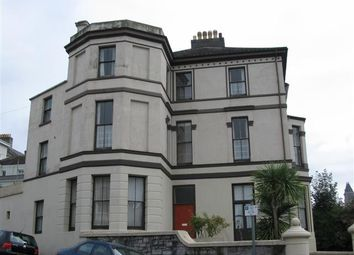 Thumbnail 8 bed town house to rent in Ermington Terrace, Mutley, Plymouth