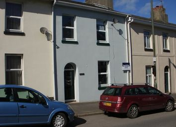 Thumbnail 4 bed terraced house to rent in Teignmouth Road, Torquay