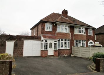 Thumbnail 3 bed semi-detached house for sale in Romsey Road, Fordhouses, Wolverhampton