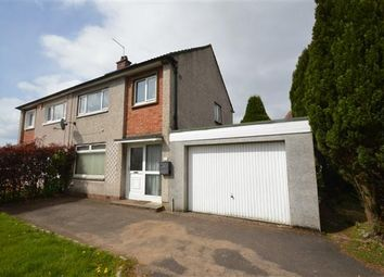 Thumbnail 3 bed semi-detached house for sale in Maple Drive, Lenzie
