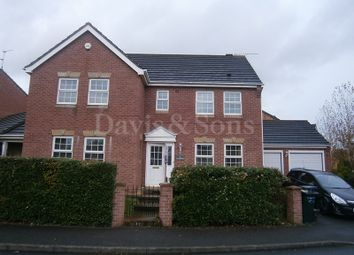 Thumbnail 4 bed detached house to rent in The Nurseries, Langstone, Newport, Newport.