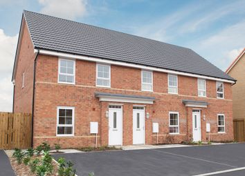"Thumbnail 3 bed terraced house for sale in ""Finchley"" at Station Road, Methley, Leeds"
