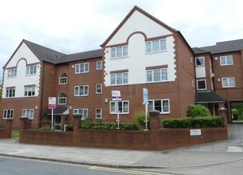 Thumbnail 1 bed flat to rent in Regency Court, Leicester