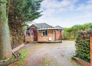 Thumbnail 1 bedroom detached bungalow for sale in Minterne Avenue, Southall
