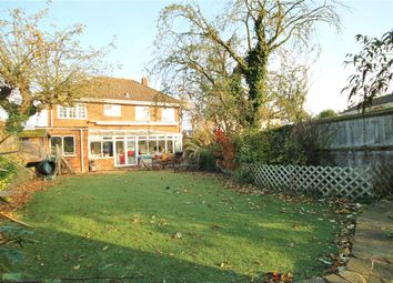 Thumbnail 4 bed detached house for sale in Halliford Road, Lower Sunbury