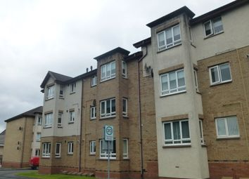 Thumbnail 2 bed flat for sale in Lees Court, Coatbridge