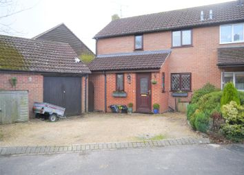 Thumbnail 3 bedroom property for sale in Saxon Way, Lychpit, Basingstoke